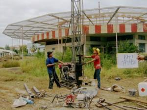 โครงการก่อสร้างโรงจอดอากาศยาน