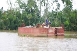 โครงการก่อสร้างสะพานรอบบึงขุนตาล