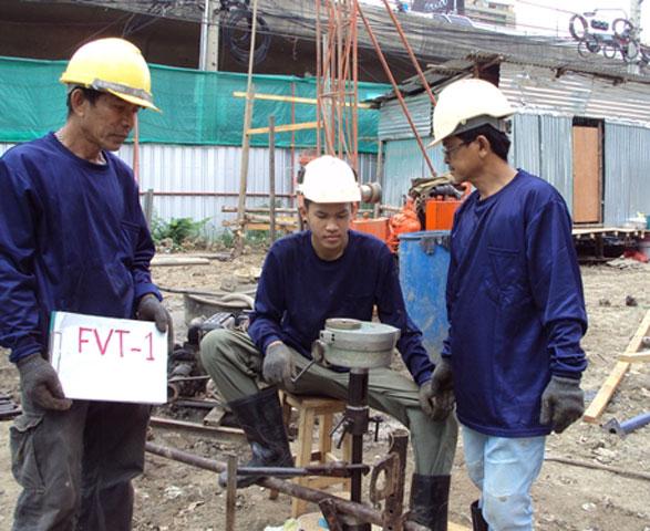 โครงการ ก่อสร้างสถานีไฟฟ้าย่อยลาดหญ้า
