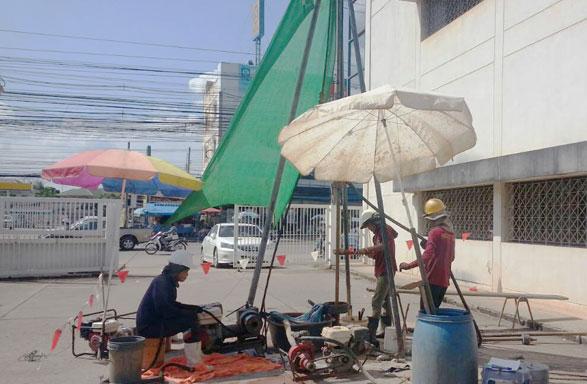 โครงการธนาคารกสิกรไทย สาขาบ้านห้วย