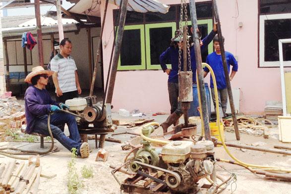โครงการก่อสร้างอพาร์ทเม้นท์ ซอยพัทยากลาง14