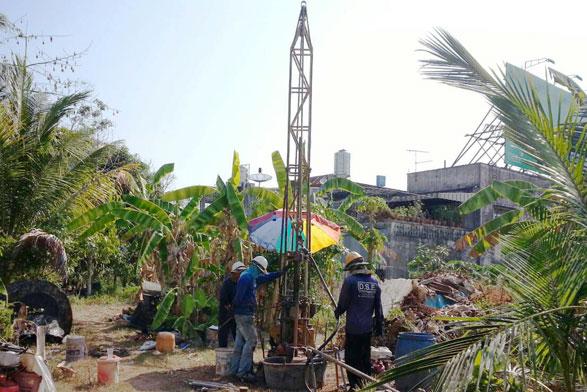 โครงการก่อสร้างโรงแรมสูง 7 ชั้น ภูเก็ต
