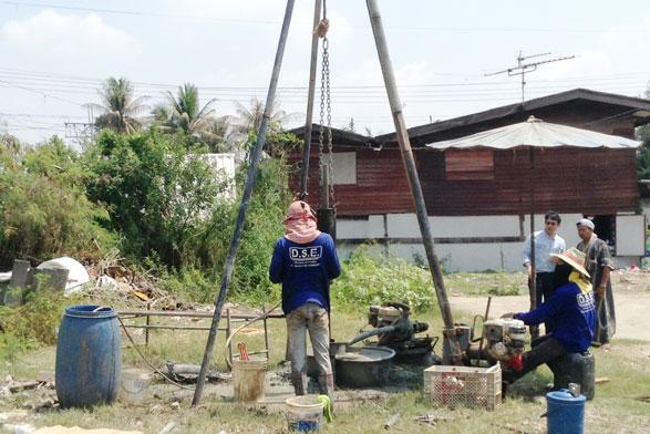 โครงการงานก่อสร้างอาคารมัสยิดดารุ๊ลอิบาดะฮ์