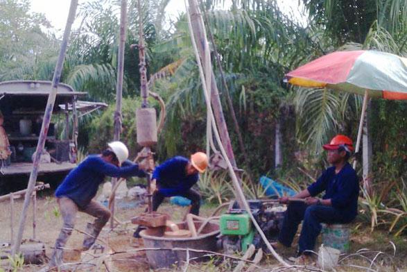 โครงการ งานจ้างเหมาก่อสร้างอาคารสถานีโครงข่ายเคเบิลใต้น้ำ ปากบารา