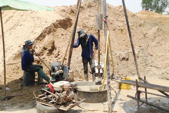 โครงการก่อสร้างสถานีตำรวจภูธรคลองห้า