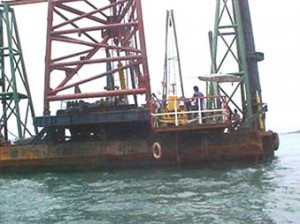 Coal Terminal Jetty & Berth Project