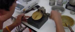 liquid limit test