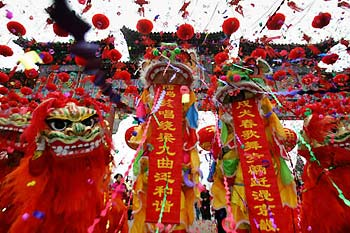 chainese new year day