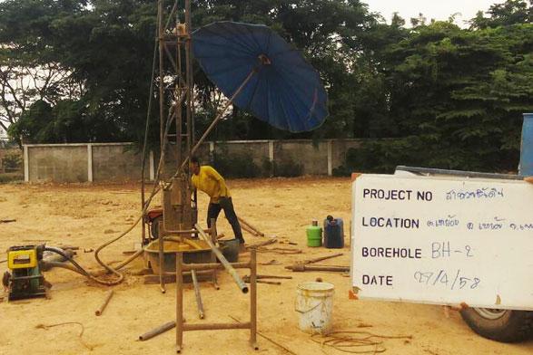 โครงการก่อสร้างอาคารพักพยาบาล 24 ห้อง โรงพยาบาลเขาย้อย